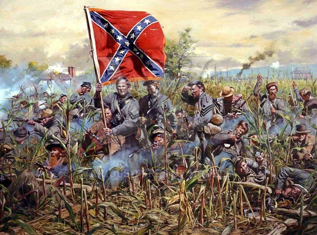 union victory in the civil war was inevitable Union victory at battle of antietam (september 1862) union forces cross burnside's bridge at the battle of antietam the battle of antietam , fought september 17, 1862, was the bloodiest single day of conflict in american military history.