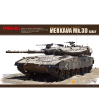 Merkava Mk. 3D (early prod.)